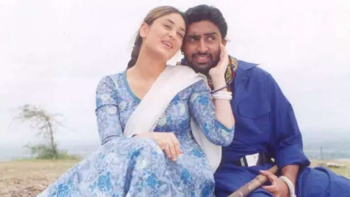 Kareena Kapoor, Abhishek Bachchan complete 20 years in Bollywood; recall 'Refugee' days