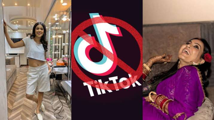 RIP TikTok: Nia Sharma, Kamya Panjabi and others celebrate ban of Chinese apps, Twitter flooded with