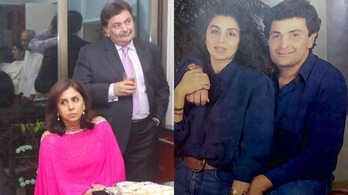 Neetu Kapoor shares throwback photo with Rishi Kapoor with precious message: Value your loved ones