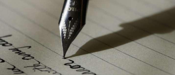 Romanticising the 'hand written'