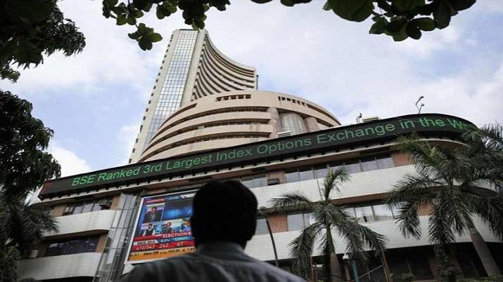 Sensex soars 700 points, Nifty closes above 10k mark; RIL hits record high
