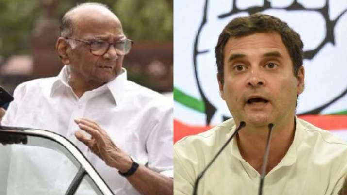 Sharad Pawar, NCP, Rahul Gandhi, Nationalist Congress Party