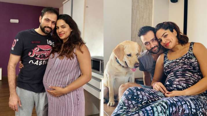 KumKum Bhagya fame Shikha Singh, husband Karan Shah blessed with a baby girl