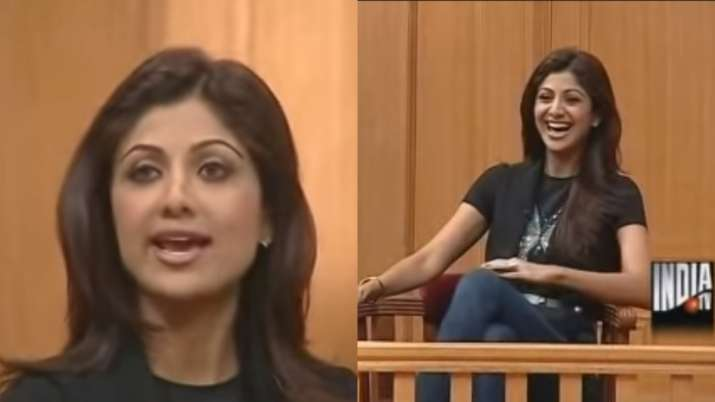 Shilpa Shetty in Aap Ki Adalat: Dhadkan star reveals her special connection with letter 'R' in throw