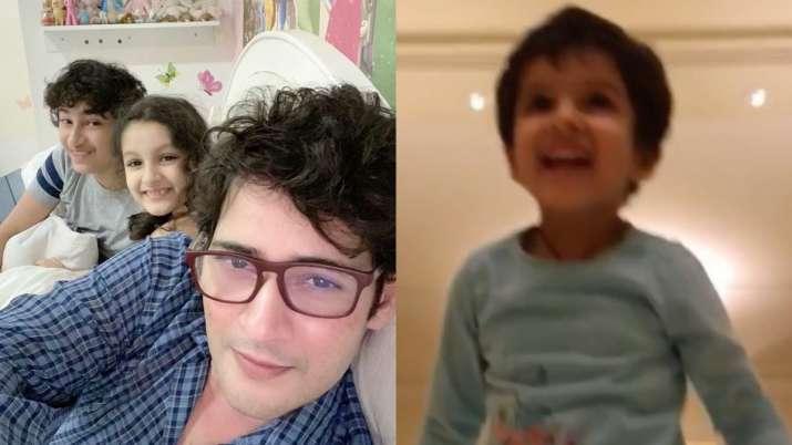 महेश बाबू, नम्रता शिरोडकर की बेटी सितार का थ्रोबैक वीडियो नेटिज़न्स को मुस्कुराता है