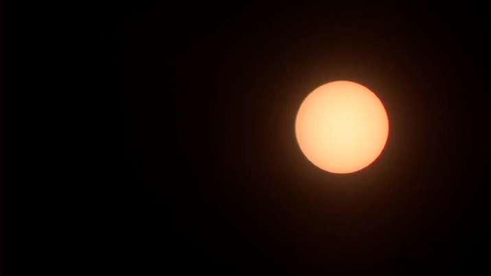 India Tv - Solar Eclipse 2020, Solar eclipse photos, Solar eclipse world photos