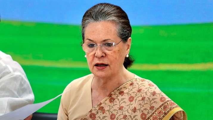Sonia Gandhi/FILE