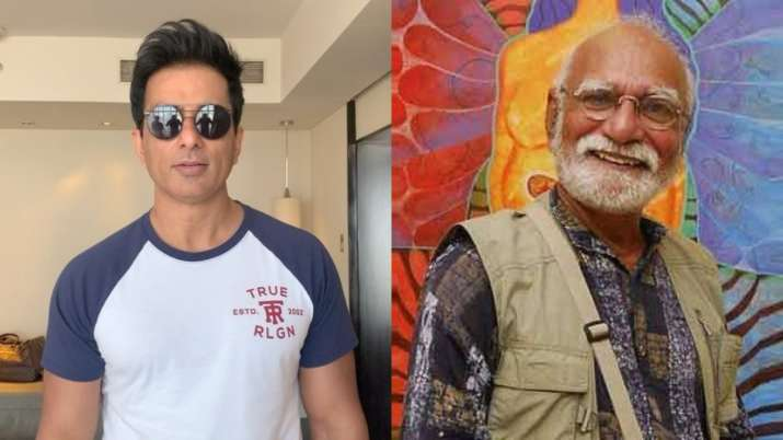 Sonu Sood comes to rescue of Munna Bhai actor Surendra Rajan, assures to send him back to hometown