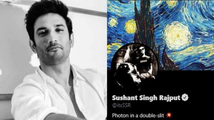 Sushant Singh Rajput, Bollywood actor