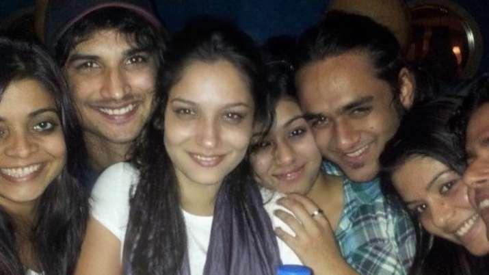 Vikas Guppta shares throwback photo with Sushant Singh Rajput, reveals Ankita Lokhande kept him smil