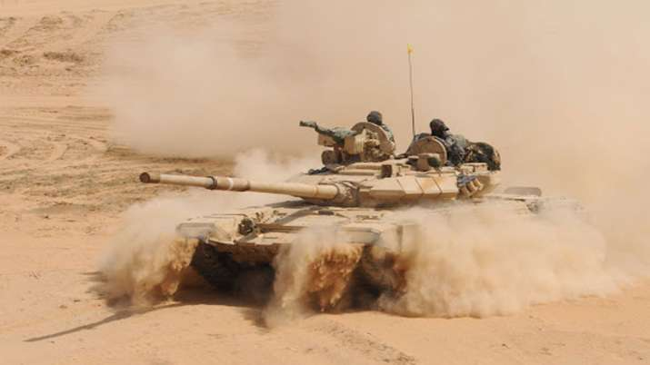 Major boost to 'Make in India': MoD signs contract for procurement of 1,512 mine plough for T-90 tan
