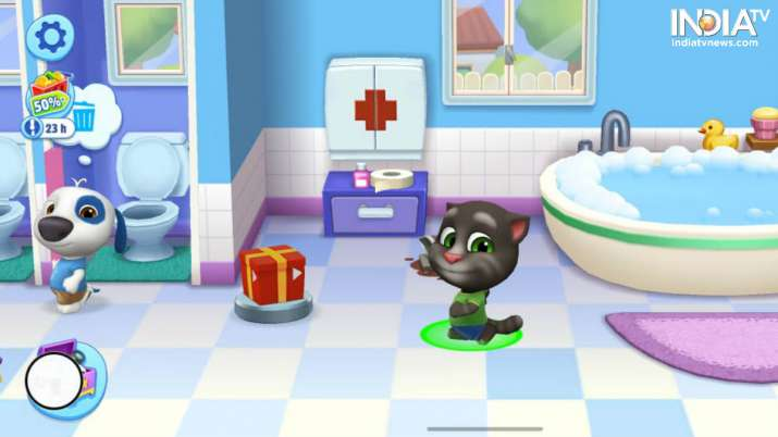 India Tv - my talking tom, talking tom, tom friends, games, gaming, android, ios, how to download, latest tech