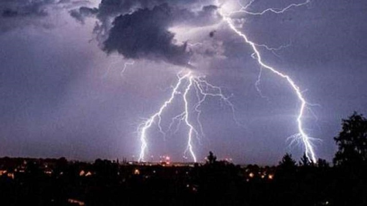 Yellow weather warning for thunderstorm issued in Himachal Pradesh