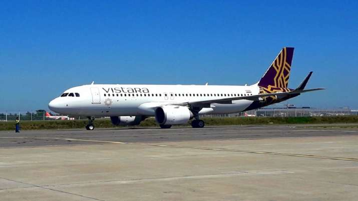 Vistara's first A321neo aircraft to enter commercial operations from Aug 19