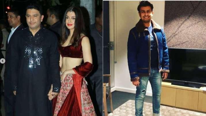 Tseries' Bhushan Kumar's wife Divya Khosla Kumar calls Sonu Nigam 'thankless'