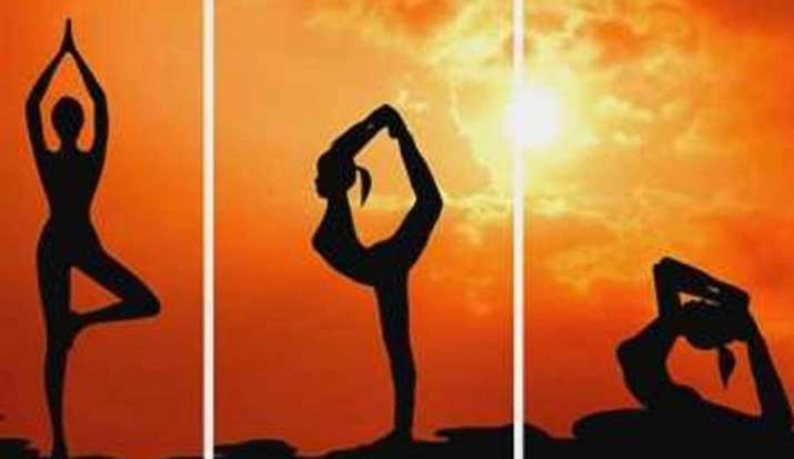 India Tv - International Yoga Day 2020