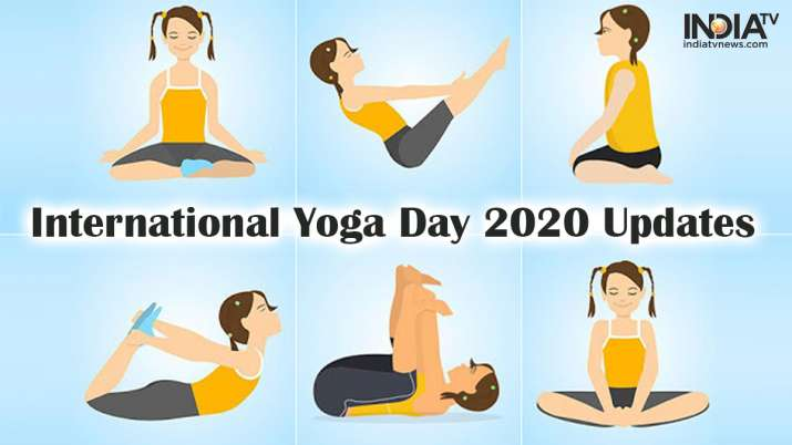 International Yoga Day 2020 LIVE Updates: How Yoga is establishing harmony; celebs share photos, vid