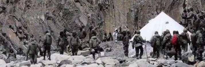 India Tv - Galwan Valley