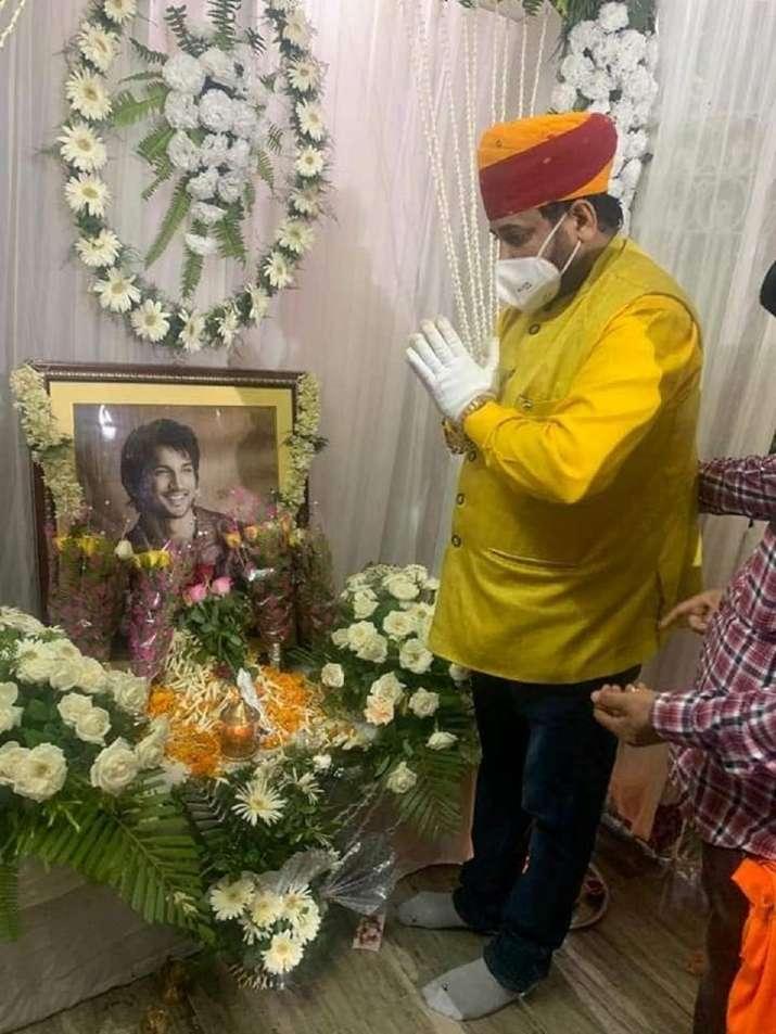 India Tv - Sushant Singh Rajput death case