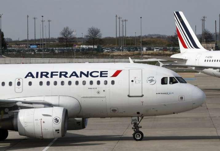 air france job cuts