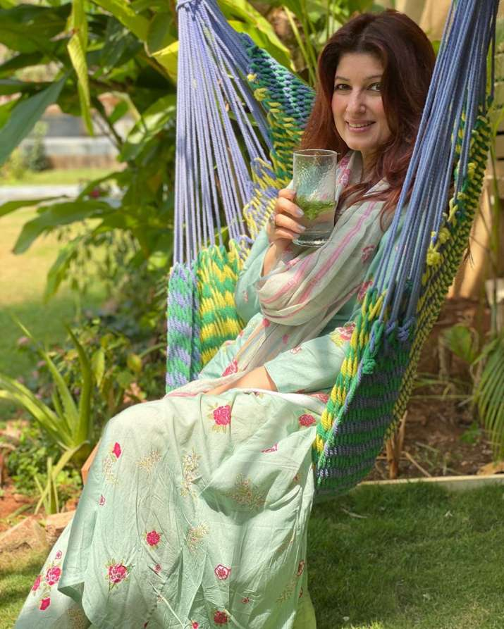 Lockdown diaries: When Twinkle Khanna discovered her 'world is filled with creatures'