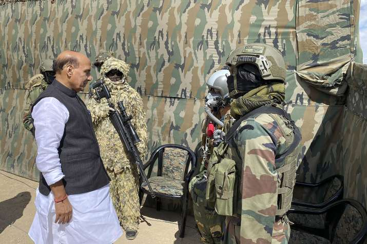 India puts brakes on import of 101 defence items, Rajnath says step to boost self-reliance
