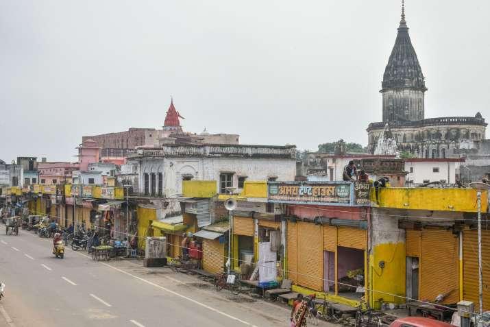 Ahead of Ram Mandir groundbreaking, security to be