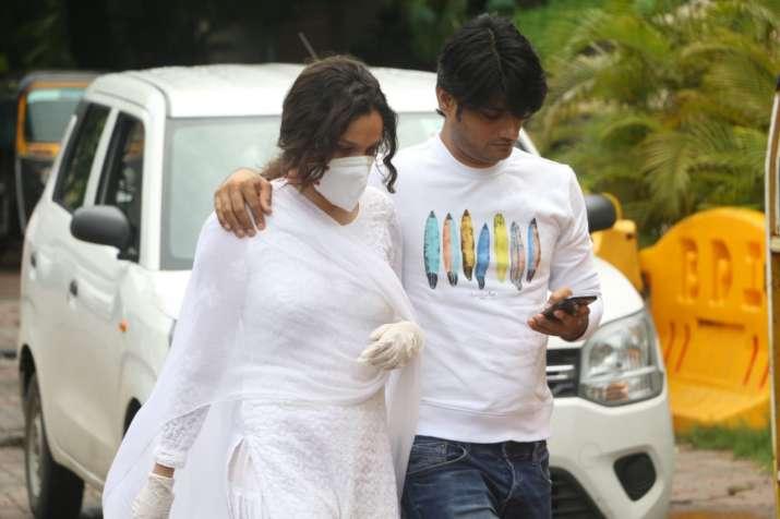 India Tv - Ankita Lokhande and Sandeep Ssingh