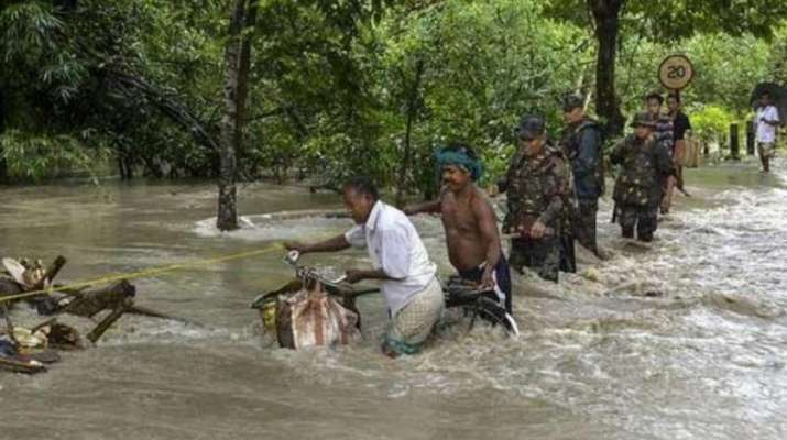 Assam floods death toll,assam,assam death toll,