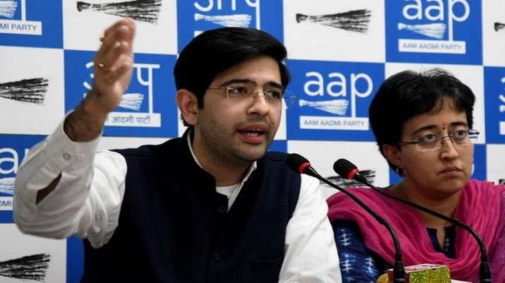 AAP''s Atishi, Chadha should back allegations with facts or