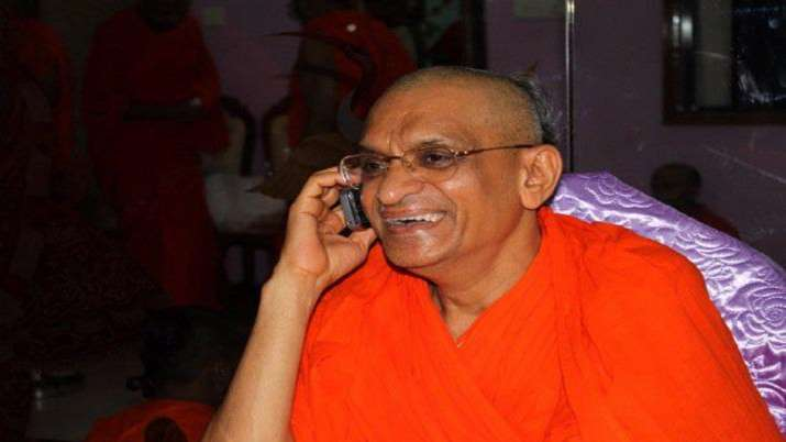 Acharya Purushottampriyadasji Swamishree Maharaj dies, coronavirus