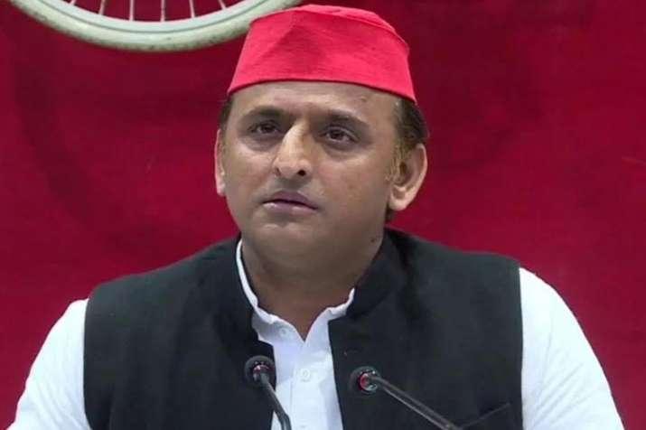 Vikas Dubey's surrender or arrest? Akhilesh Yadav asks govt to come clean