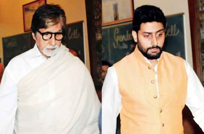 Breaking news Bachchan bungalow Covid-19 spread: 54 screened ...