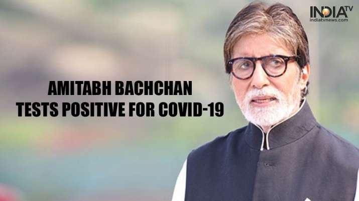 Breaking News: Amitabh Bachchan tests COVID-19 positive, admitted to hospital thumbnail