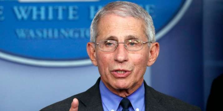 Fauci says White House's efforts to discredit him 'bizarre'