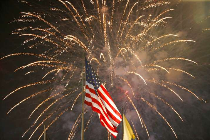 Fourth Of July Why Is July 4 Important For The United States Of America Fourth News India Tv