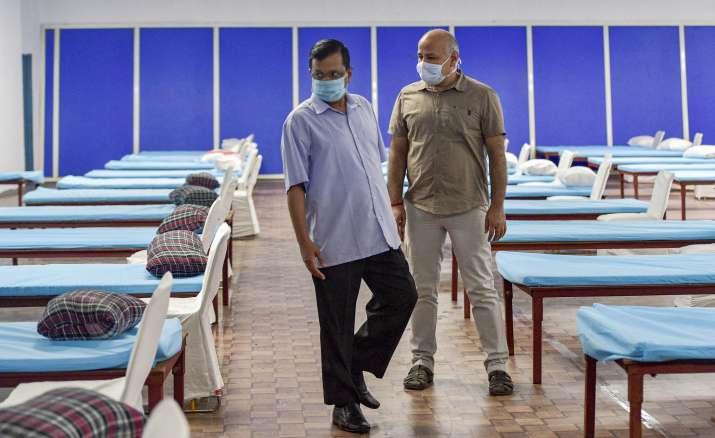 India Tv - COVID-19 facilities in Delhi