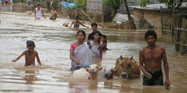 Assam flood situation grim; death toll rises to 97, over 26 lakh in distress