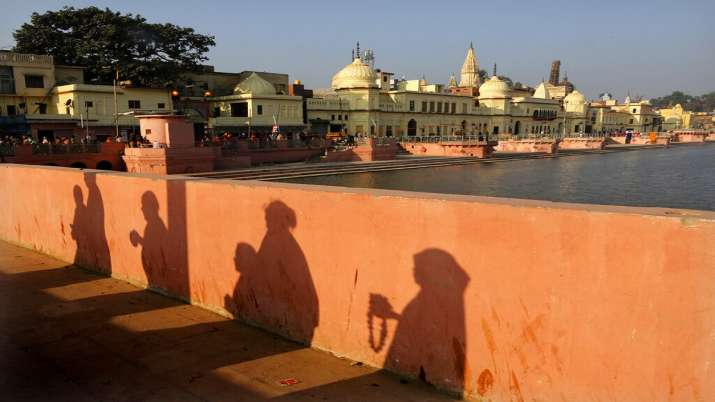 India Tv - Ayodhya -- located on the banks of river Sarayu -- in Sanskrit means unconquerable.