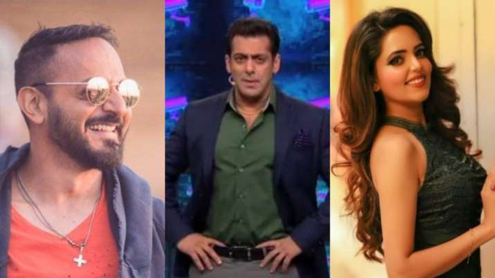 Bigg Boss 14 Contestant List: Nikhil Chinapa, Sugandha Mishra and others approached for Salman Khan'