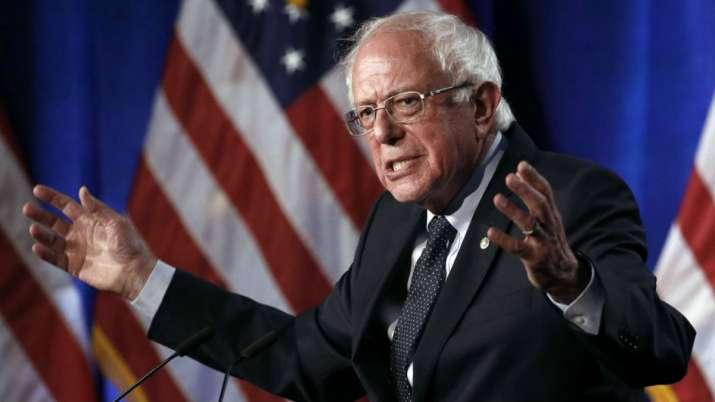 India Tv - Trump, Sen. Bernie Sanders, Visa Rules, White House
