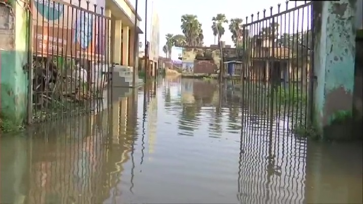 Nearly 15 lakh affected in 11 flood-hit districts of Bihar | India News –  India TV