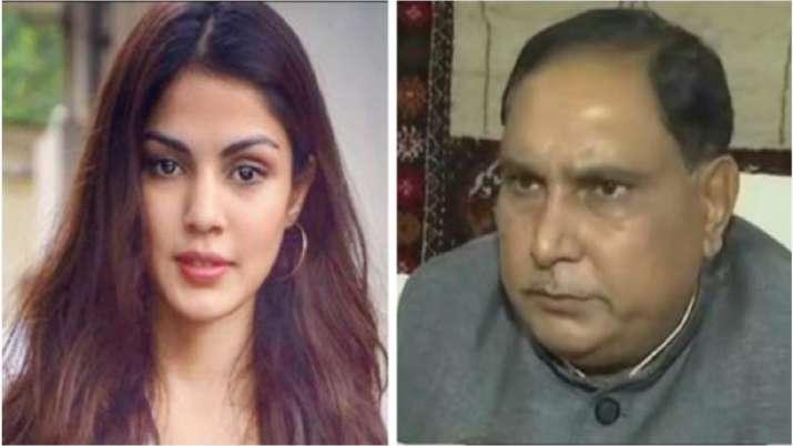 Bihar Minister calls Rhea Chakraborty a 'vishkanya', says big gang behind 'killing' of Sushant