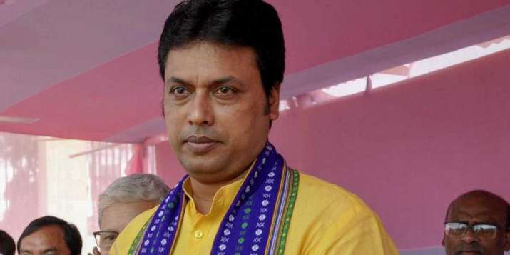 Tripura CM Biplab Kumar apologises for statement comparing Bengalis withJats and Punjabis
