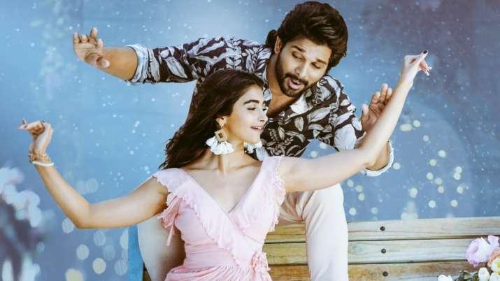 Allu Arjun, Pooja Hegde starrer 'Butta Bumma' becomes most viewed song of Telugu film industry