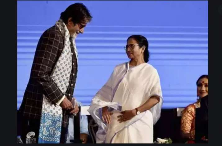 Mamata Banerjee wishes Amitabh Bachchan speedy recovery after he tests COVID-19 positive