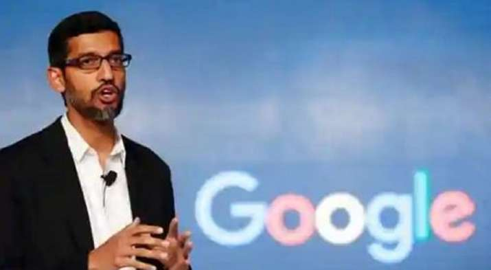 Google and Alphabet CEO Sundar Pichai