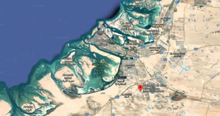 Iran missiles land near Al Dhafra airbase where IAF's 5 Rafales halted overnight