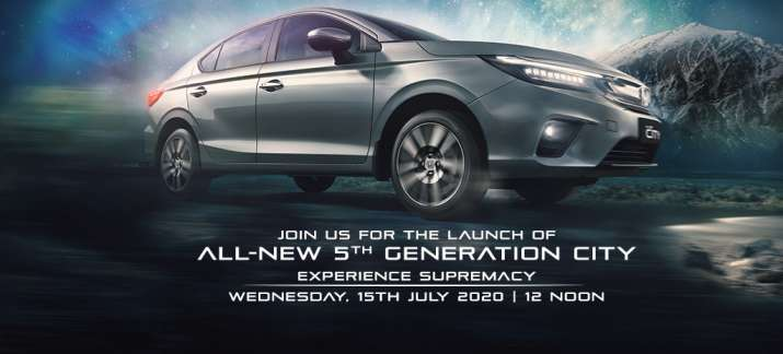 All-new Honda City launched in India: Price, Bookings,
