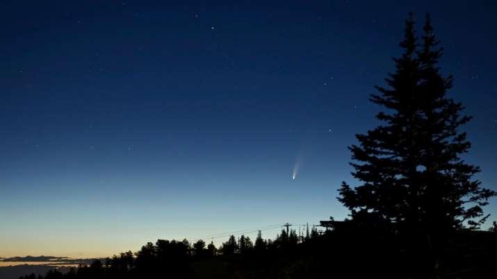 India Tv - Comet NEOWISE, Comet C2020 F3